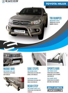 SYCOR-TOYOTA-HILUX---STAINLESS-STEEL